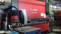 Prasa krawędziowa hydrauliczna CNC AMADA HFB 100