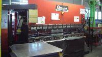 Prasa krawędziowa hydrauliczna CNC AMADA ITS 80/25
