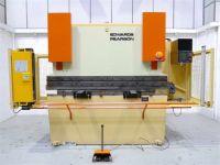 Prasa krawędziowa hydrauliczna CNC EDWARD PEARSON SE 65/2000