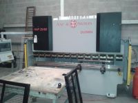 CNC hydraulický ohraňovací lis DURMA HAP 25/60