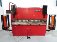 CNC Hydraulic Press Brake Safan CNCS 50-2550