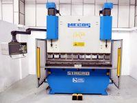 Prasa krawędziowa hydrauliczna CNC MECOS ELEKTRA 40/200