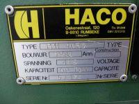 Hydraulic Press Brake HACO PPH 4060 1988-Photo 8