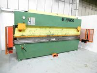 Hydraulic Press Brake HACO PPH 4060