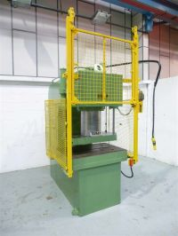 C Frame Hydraulic Press STECO HP 150