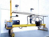 Autogen-Brennschneidanlage ESAB SUPRAREX SXE P 5000