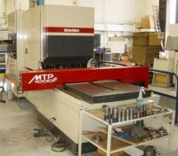 Turret Punch Press NISSHINBO MTP-1000 F