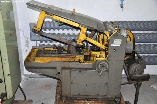 Hacksaw machine ZWS Kętrzyn PM 120 1999