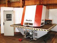 Turret Punch Press RASKIN RT 210-12 BEYELLER