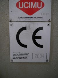 Vysekávací lis FICEP P 803 A 2004-Fotografie 7