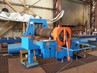 3 Roll Plate Bending Machine SERTOM EMO 30-130 S 2012-Photo 2