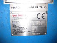 3 πλάκα roll κάμψης μηχάνημα SERTOM EMO 30-130 S 2012-Φωτογραφία 5