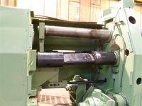3 rol plaatbuigmachine BRONX HPPR 610 1990-Foto 5