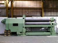 3 rol plaatbuigmachine BRONX HPPR 610