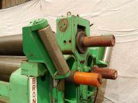 3 rol plaatbuigmachine BRONX PPS 710 1978-Foto 7