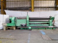 3 Roll Plate Bending Machine BRONX PPS 710