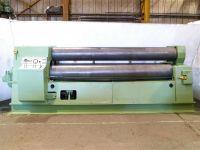 3 Roll Plate Bending Machine KUMLA PV 7 H ROLLING