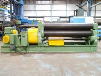 3 Roll Plate Bending Machine STECO HIP 5