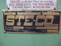 Čtyřválcová zakružovačka STECO HIP 4/4/ HC 1976-Fotografie 9