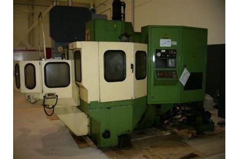 Vertikální obráběcí centrum CNC SIGMA VC 600 1987