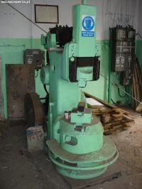 Single Frame Forging Hammer FUM Częstochowa MR 80A 1990-Photo 2