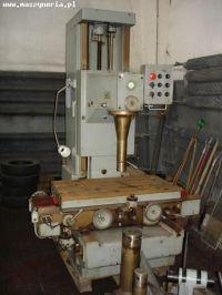 Vertikale kjedelig maskin STANKO IMPORT 2E78P