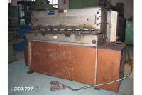Cizalla guillotina hidráulica COLLADO 1 5