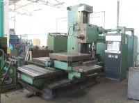 Horisontale kjedelig maskin DEFUM WFM-100N