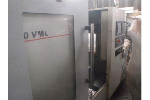 CNC Vertical Machining Center XYZ 710 2011