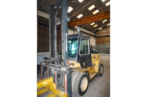 Front Forklift HYSTER H OOXL 1995