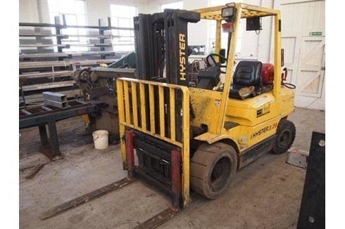 Front Forklift HYSTER H 3 20 XML 1996