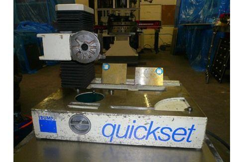 Measuring Machine TRUMPF QUICK SET 1992