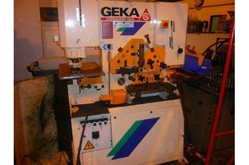 Mașină ironworker GEKA HYDRACROP 55 A 1994