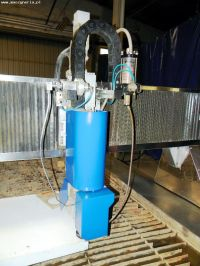 3D waterjet EVOLUTION X5 620 2006-Foto 4