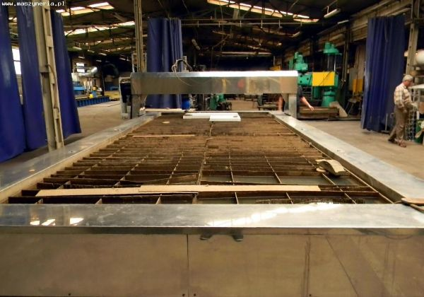 3D waterjet EVOLUTION X5 620 2006