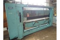 Folding Machines for sheet metal KEETONA HYDROFORM HUF818