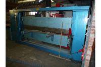 Schwenkbiegemaschine für die Blech KEETONA HYDROFORM HUF 818
