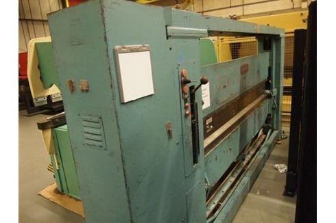Folding Machines for sheet metal KEETONA HYDROFORM HUF 818 1986