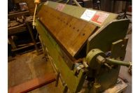 Folding Machines for sheet metal DOM FHA 48