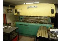 CNC Hydraulic Press Brake PROMECAM RG 65-25