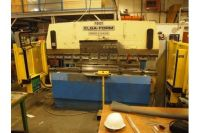 CNC Hydraulic Press Brake ELGA PB 63 - 25