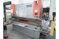 CNC Hydraulic Press Brake EDWARD PEARSON RTB 60