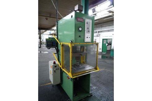 C Frame Hydraulic Press HARE 40 GP 2000