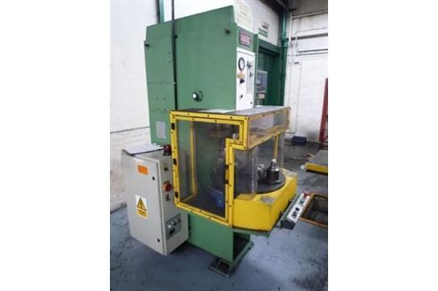 Prensa hidráulica tipo C HARE 10 IT 2000