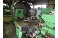 CNC raskaiden sorvi EST TICINO ET-BM 520 CNC