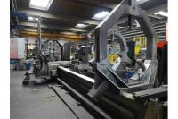 CNC raskaiden sorvi PONTIGGIA PH 800 E CNC
