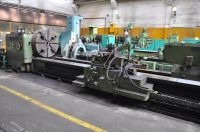 Großdrehmaschine PONAR - ZAWIERCIE TCG 125 x 6000