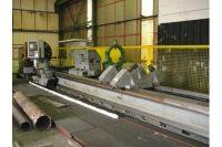 CNC raskaiden sorvi MORANDO PR 65 CNC