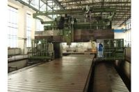 Frezarka bramowa CNC INNSE ATLAS CF-GM-S-WZ 4500 CNC
