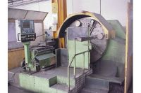 CNC Facing Lathe COLOMBO TCM 1500